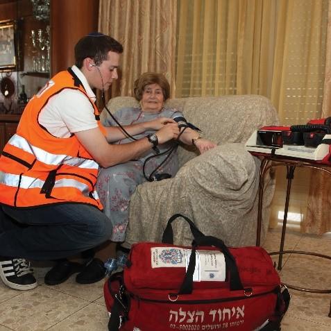 Hatzalah's Elderly