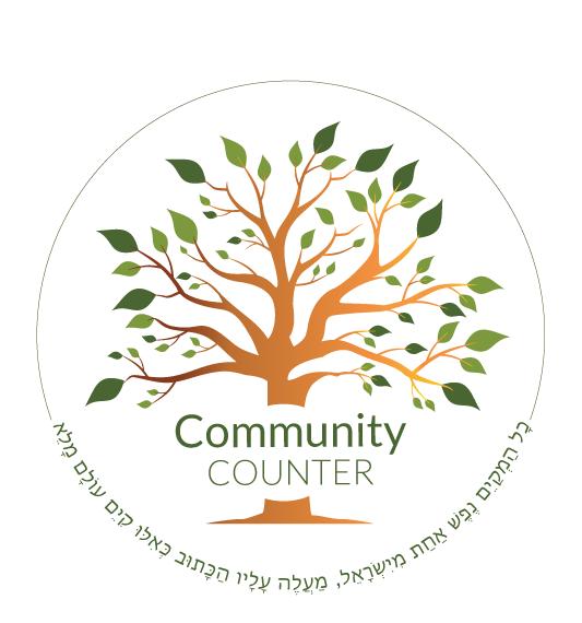 community counter logo
